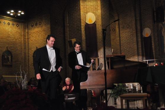 Karl Scully and Josh Rosenblum
