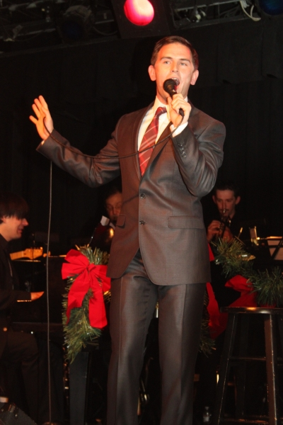 Photo Coverage: Daniel Reichard - A Christmas Concert