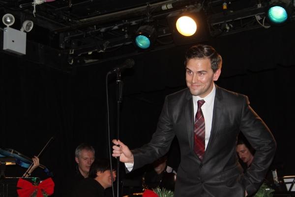 Photo Coverage: Daniel Reichard - A Christmas Concert
