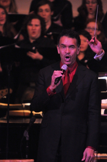 Photo Coverage: NY Pops and Brian Stokes Mitchell at Carnegie Hall