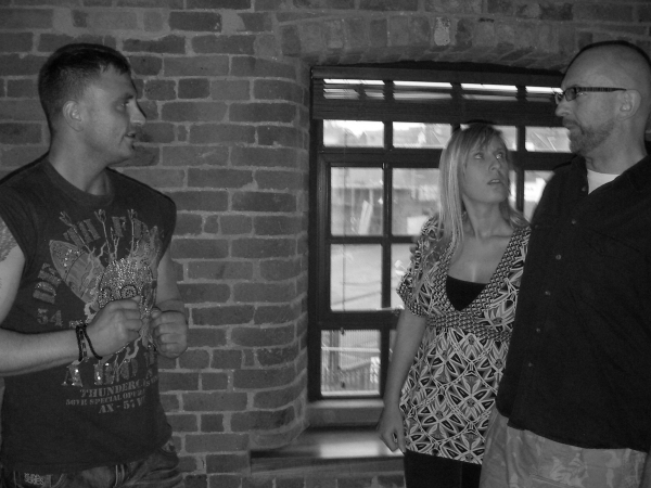 Photo Flash: Die Mommie Die Rehearsals, UK Production