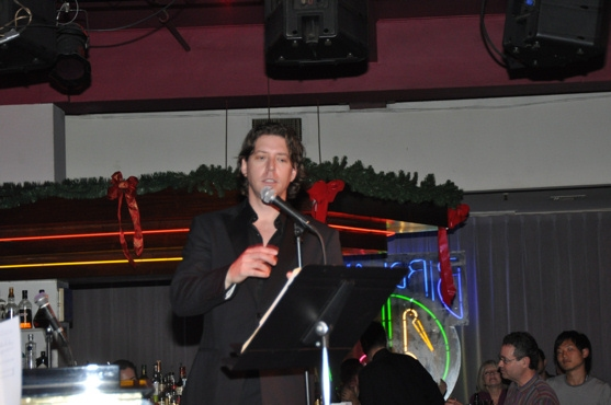 Photo Coverage: James Barbour Opens at Birdland