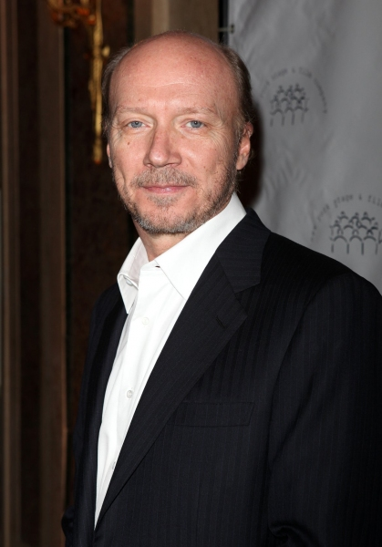Paul Haggis at New York Stage & Film Honors Linney & Roth