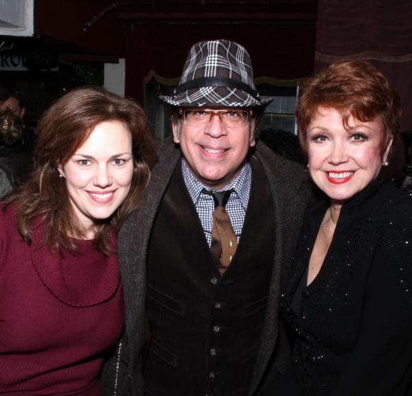 Georgia Stitt, Richard Jay-Alexander & Donna McKechnie