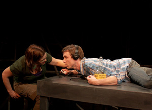 BWW Reviews: GOODBYE NEW YORK, GOODBYE HEART: Big Apple Cyber