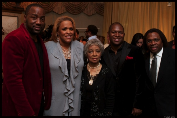 Photos: Ruby Dee And Malik Yoba Headline TBAAL Benefit