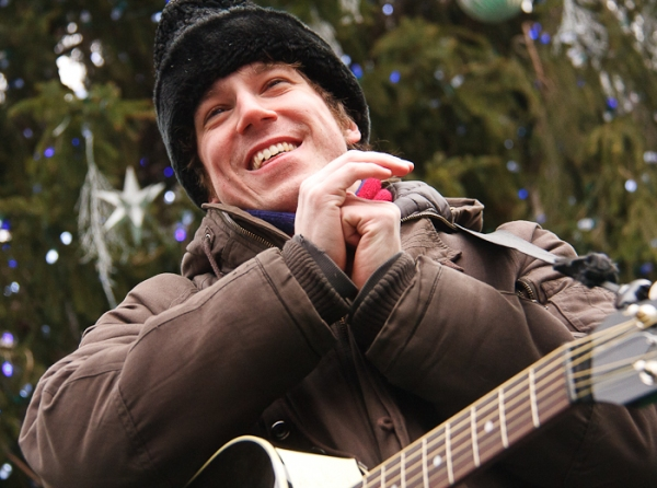 Photo Coverage: AMERICAN IDIOT Plays Bryant Park for BC/EFA