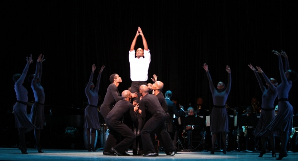 Photo Coverage: Alvin Ailey's THREE BLACK KINGS