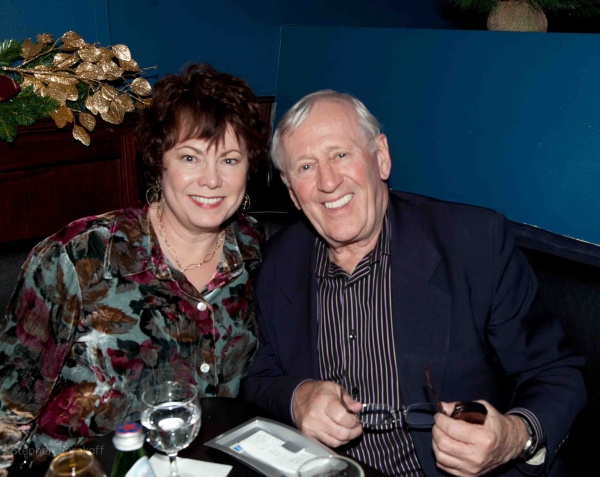 Len Cariou at NANCY DUSSAULT at the Metropolitan Room