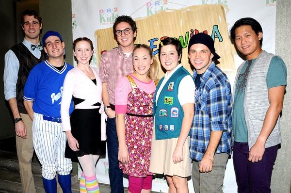 Photo Coverage: DEAR EDWINA Opens Off-Broadway