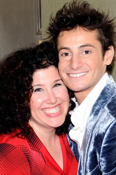 Marcy Heisler  & Frankie James