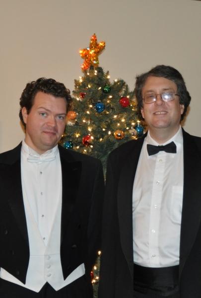 Karl Scully and Joshua Rosenblum