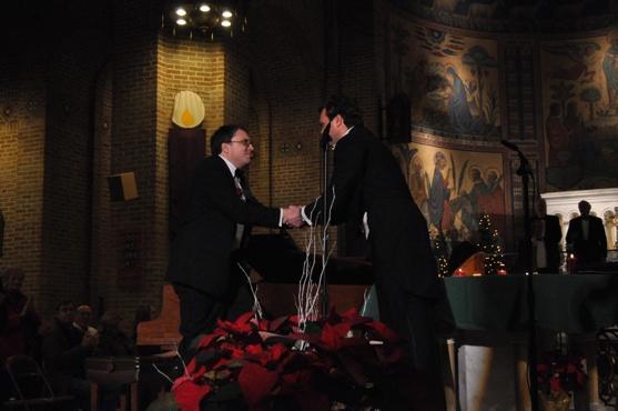 Joshua Rosenblum and Karl Scully