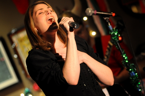 Photo Coverage: Joe Iconis Celebrates Christmas in Concert