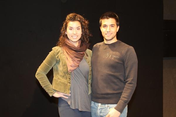 Erin O'Neil and Nolan Muna