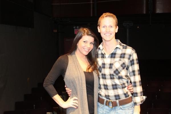 Jillian Schochet and Bradley Vile