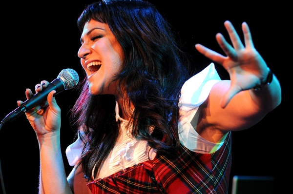 Photo Coverage: Broadway Sings for 'Toys For Tots'