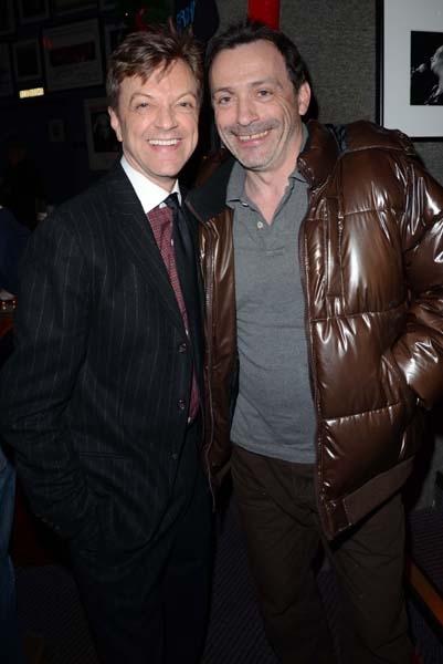 Jim Caruso & Lionel Casseroux