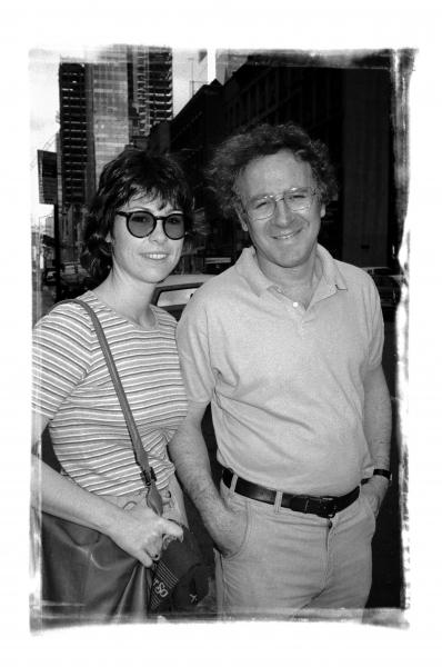 Diana Canova & Steve Landesberg - NYC 5/1/1082