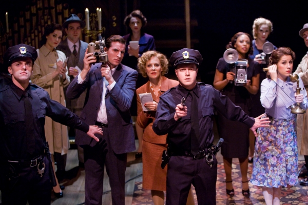 The Company at Signature Theater Presents Sunset Boulevard