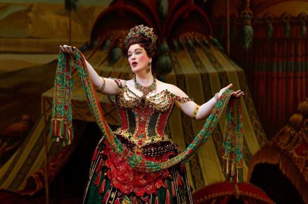 The Phantom of the Opera Production Photo - Liz McCartney