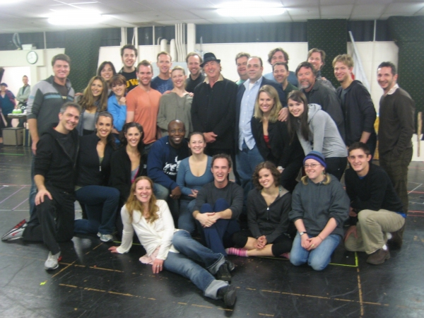 Photo Preview: Eric Idle Visits SPAMALOT at Drury Lane Theatre