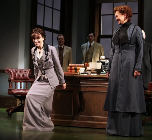 Sally Hawkins & Cherry Jones - Roundabout Theatre Company's Production of MRS. WARREN Photo