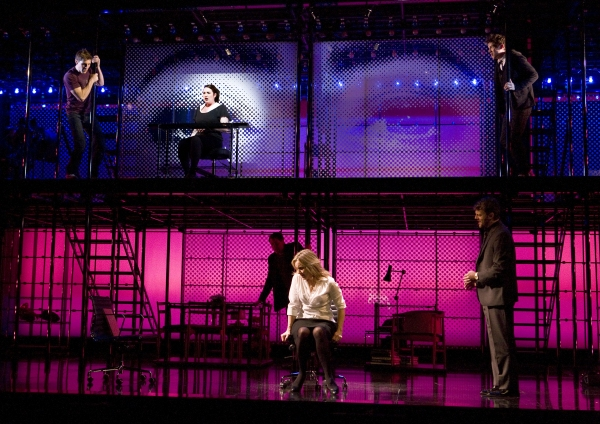 Photo Flash: NEXT TO NORMAL Tour Travels to San Francisco