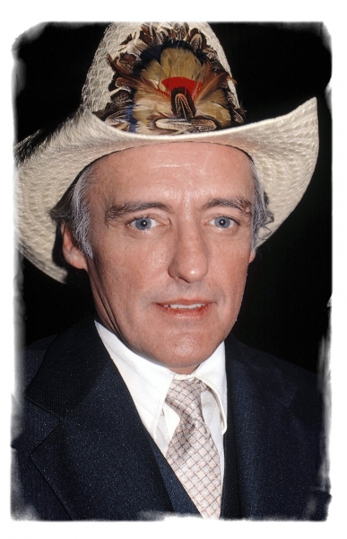 Dennis Hopper - New York City.  9/1/1981 at Photo Coverage Memorial: A Final Farewell to Those We Lost in 2010...