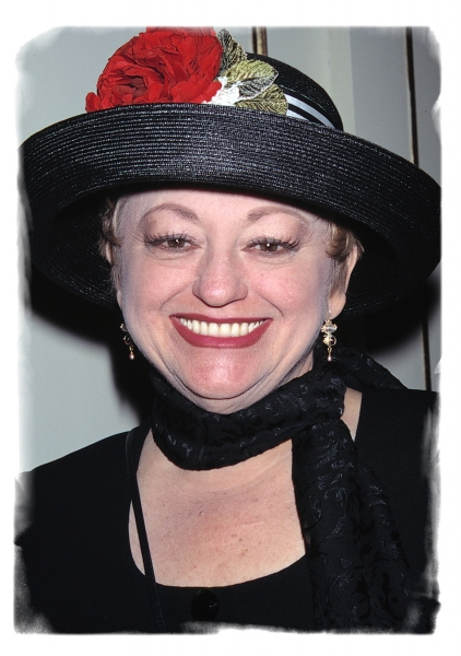 Marcia Lewis - attends the Drama League Awards, NYC.  5/9/1997