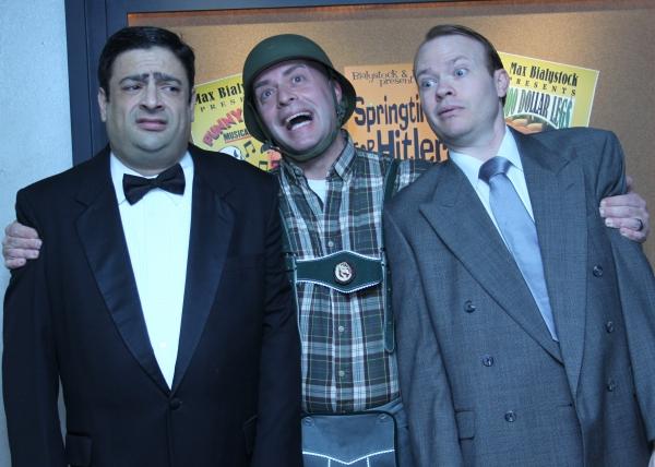 Scott Hyder, Matt Mcdonald and Michael Stewart Photo