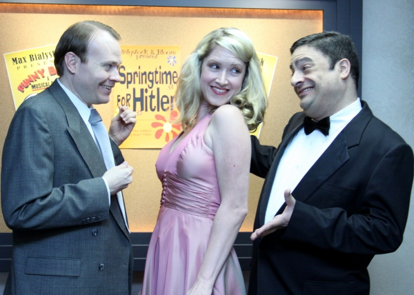Photo Flash: THE PRODUCERS Plays the Fountain Hills Community Theater 1/14-1/30