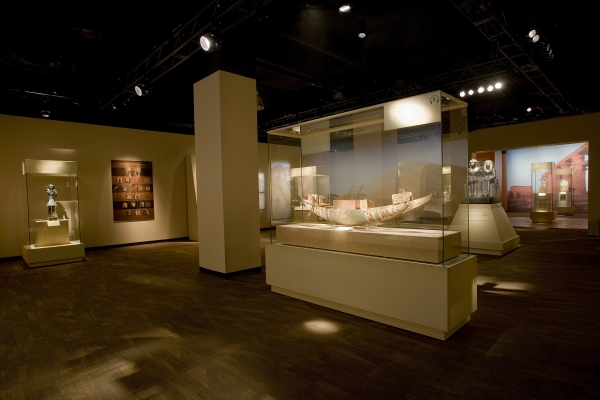 Photo Flash: King Tut Times Square Exhibition