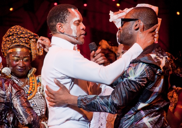 Photo Coverage: Closing Night of FELA! on Broadway