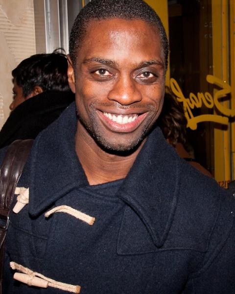 Adesola Osakalumi at Closing Night of FELA! on Broadway