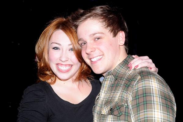 Katie Gassert & Derek St. Pierre