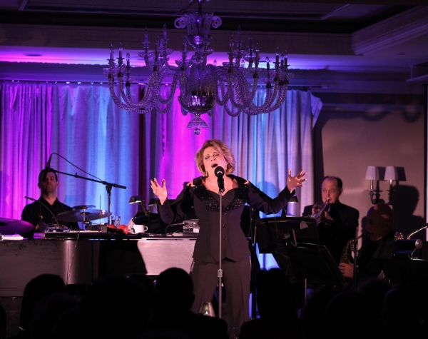 Photo Coverage: Lorna Luft Sings the Judy Garland Songbook at Feinstein's