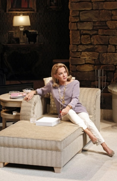 Photo Flash: Channing, Keach, et al.in LCT's OTHER DESERT CITIES