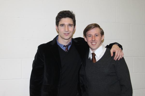 Jake Silbermann and Rob O'Hare