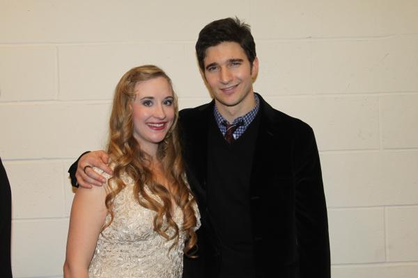 Emily Bridges and Jake Silbermann Photo