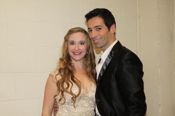 Emily Bridges and Michel Altieri Photo