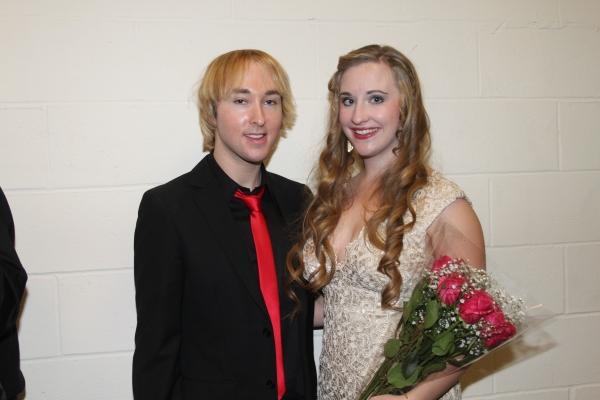 Michael Alden and Emily Bridges Photo