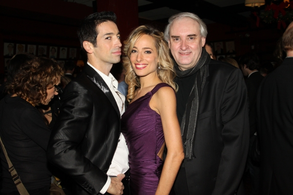 Michel Altieri, Jessica Polsky and Paul Alexander