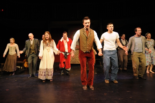 Photo Coverage: ASSASSINS Returns to The Theatre Centre