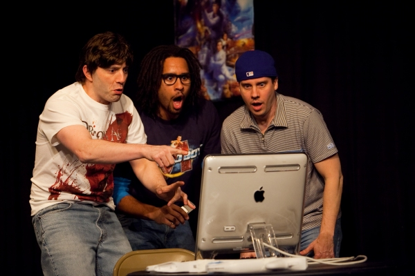 Photo Flash: THE NAKED TRUTH Opens At Shadowbox 1/6