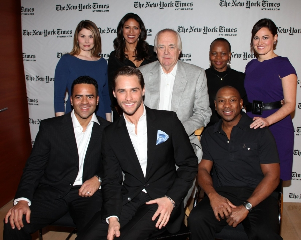 Photo Coverage: 'Sir Tim Rice & Friends' at Times Talks