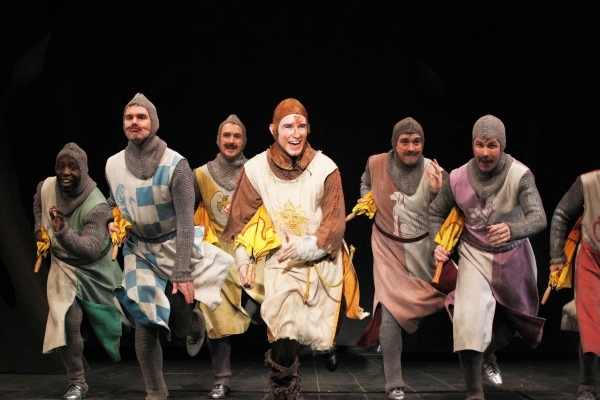 Photo Flash: Drury Lane Theatre Presents SPAMALOT