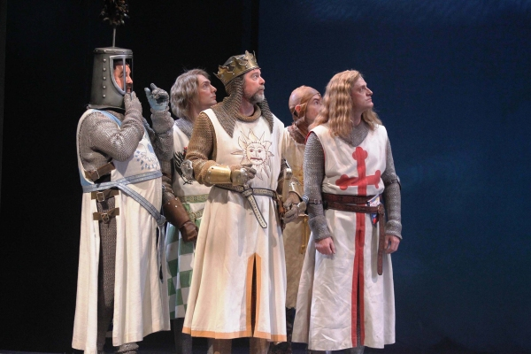 Bradley Mott, Adam Pelty, David Kortemeier, Matthew Crowle and Sean Allan Krill