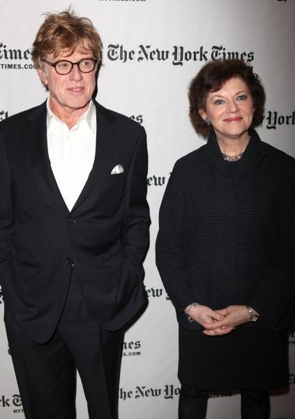 Robert Redford & Janet Maslin