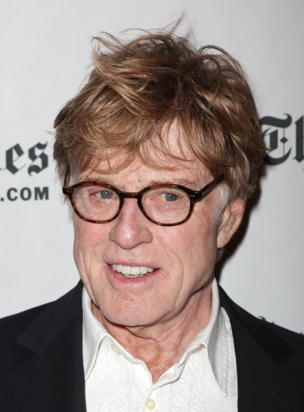 Photo Coverage: Robert Redford Visits Times Talks